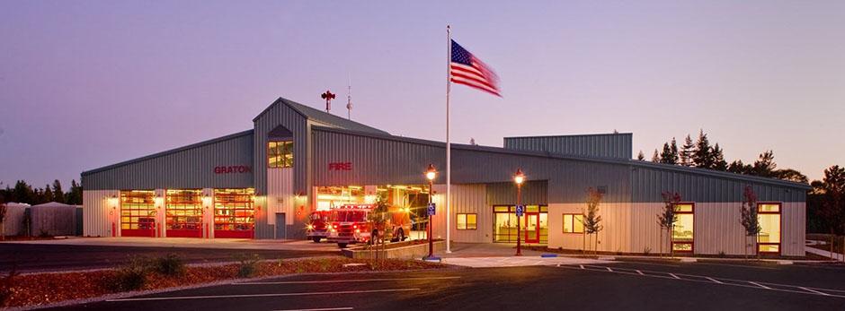Graton Fire Station