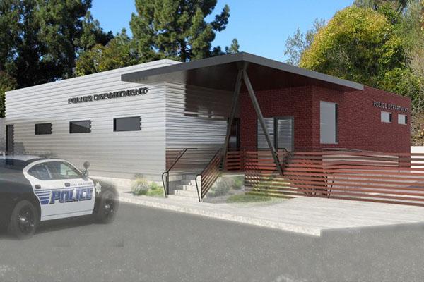 Campus Police Facility Building