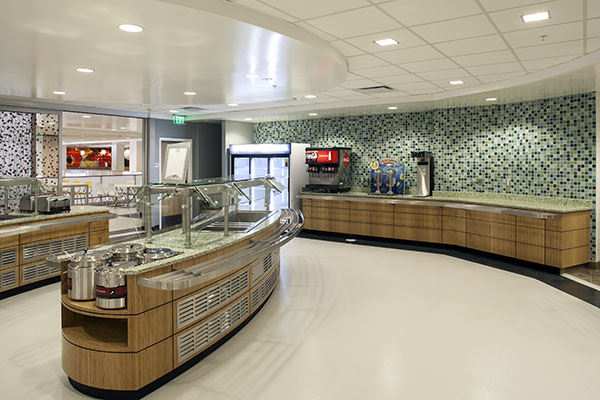 Sustainable Cafeteria