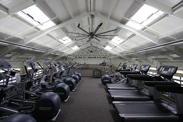 Warfield Gymnasium Renovation