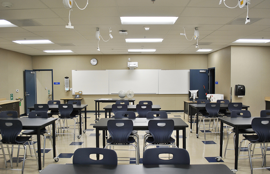 Edna Hill Middle School Science